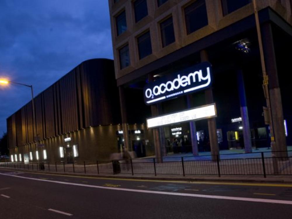 Image of O2 Academy
