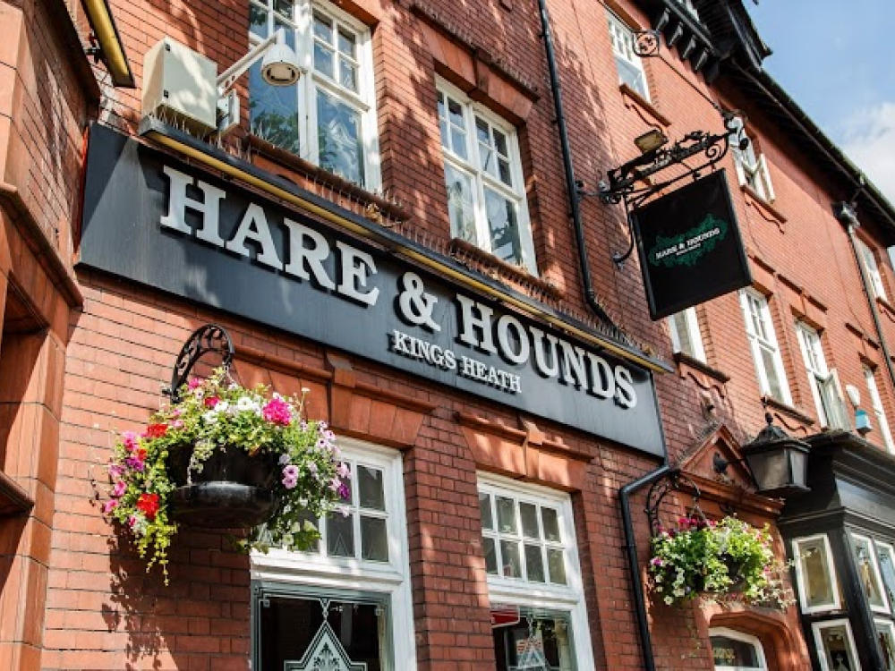 Image of Hare & Hounds