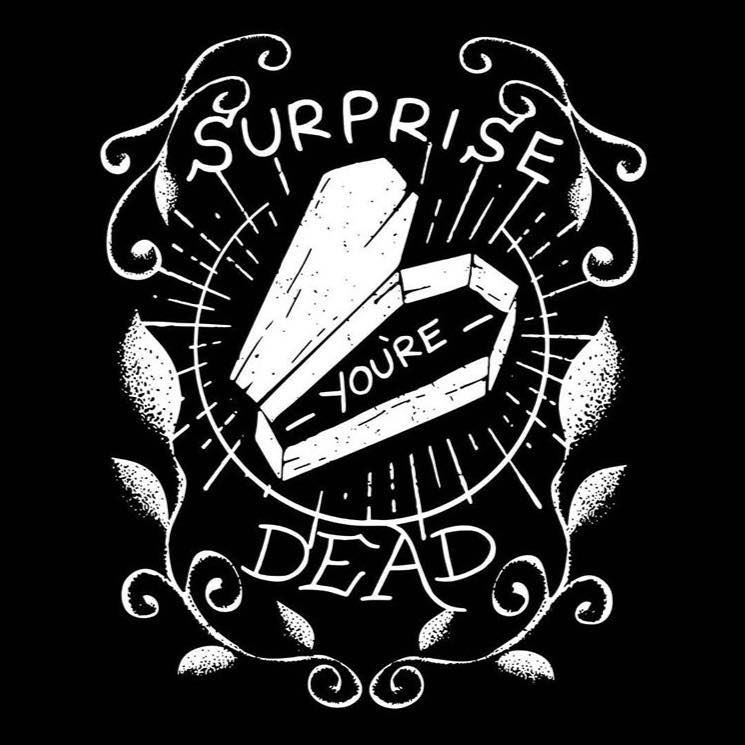 Image of Surprise You're Dead Music